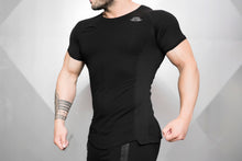 Body Engineers - SVGE FENRIR Prometheus Shirt – Black - Seitlich