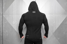 Body Engineers - SVGE FENRIR Prometheus Vest – Black - Rückseite