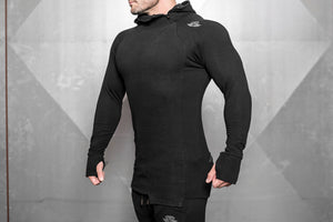 Body Engineers - SVGE FENRIR Prometheus Vest – Black - Seitlich