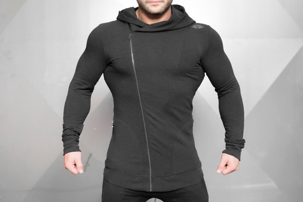 Body Engineers - XA1 Prometheus Vest – Anthra - Vorderseite