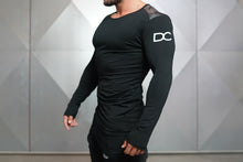 Body Engineers - DC – Enigma Long Sleeve - Black - Seitlich