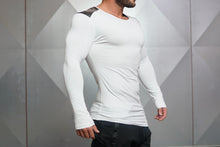 Body Engineers - DC – Enigma Long Sleeve - White - Seitlich