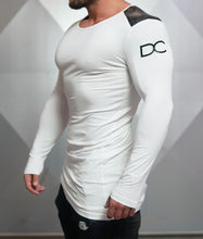 Body Engineers - DC – Enigma Long Sleeve - White - Seitlich 1