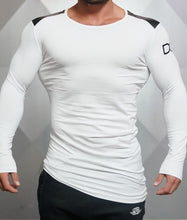 Body Engineers - DC – Enigma Long Sleeve - White - Vorderseite