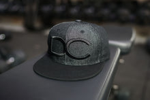 Body Engineers - DC Snapback Cap – Raw Denim - Vorderseite