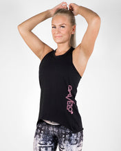 Gavelo - BeautiFly Tank Top - Black - Vorderseite