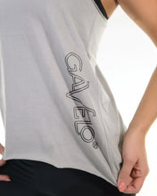 Gavelo - BeautiFly Tank Top - Grey - Detail
