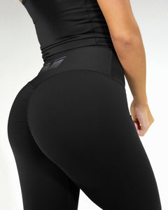 Gavelo - POP Black Scrunch Leggings - Detail 2