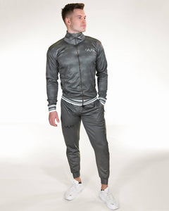 Gavelo - Track Pant - Carbon - Vorderseite