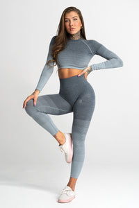 Gym Glamour - Seamless Leggings – Sea Ombre