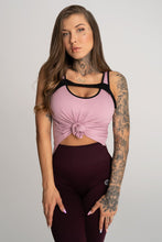 Gym Glamour - Gym Top - Rose - Vorderseite 1