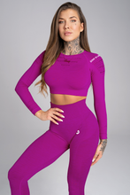 Gym Glamour - Rashguard - Flash - Vorderseite