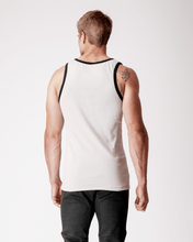 HERA x HERO - Boxx Tank Top - Light Grey - Rückseite