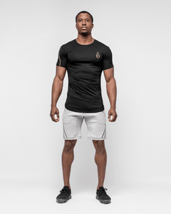 HERA x HERO - Dual Shorts - Grey - Vorderseite
