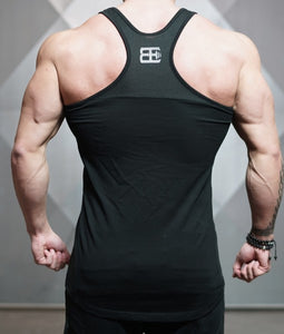 Body Engineers - LVL Stringer – Black on Black - Rückseite
