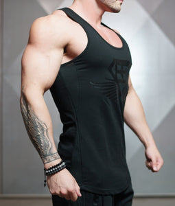 Body Engineers - LVL Stringer – Black on Black - Seitlich