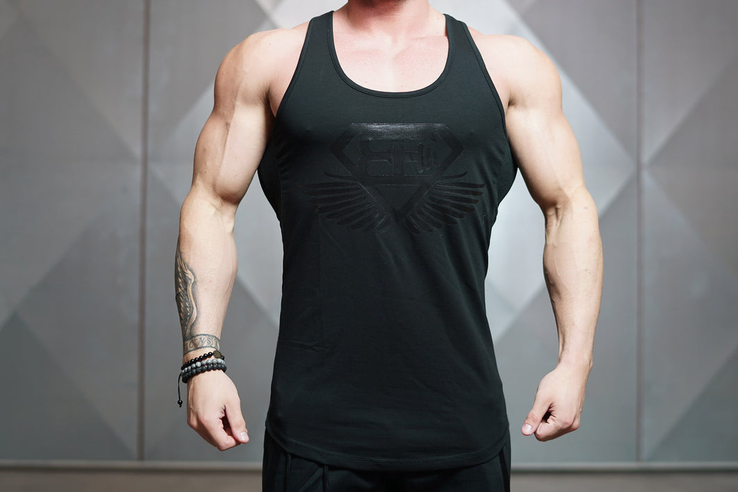 Body Engineers - LVL Stringer – Black on Black - Vorderseite