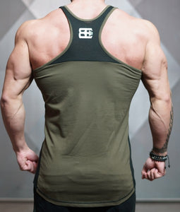 Body Engineers - LVL Stringer – War Green - Rückseite