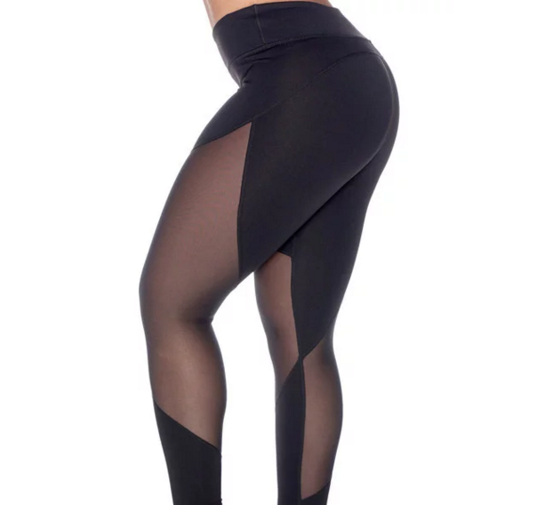 XXL Nutrition - Razor Leggings - Black