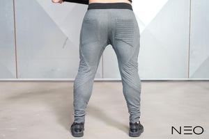 Body Engineers - NEO – Joggers - Anthracite - Rückseite
