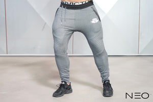 Body Engineers - NEO – Joggers - Anthracite - Vorderseite