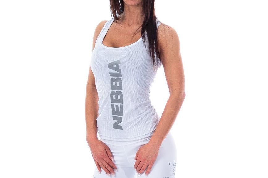 Nebbia - T-Shirt Carbon - White (221) - Detail
