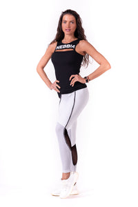 Nebbia - V-Butt Leggings - White (605) - Gesamt