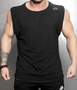 Body Engineers - PAEON BOHO Over Sized Tank – Black & Grey