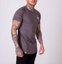 Pablo & Capone - Mercury Shirt - Steel Grey - Seitlich