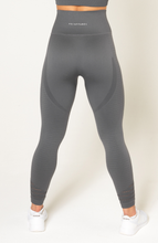 V3 Apparel - Contour Seamless Leggings - Grey - Rückseite
