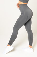 V3 Apparel - Contour Seamless Leggings - Grey - Seitlich