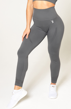 V3 Apparel - Contour Seamless Leggings - Grey - Vorderseite