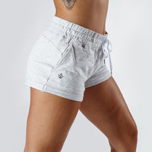 Workout Empire - Core Sweatshorts - Light Grey - Seitlich