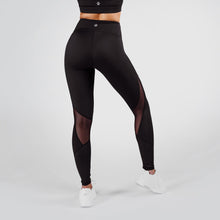 Workout Empire - Core Tech Tights - Obsidian - Rückseite