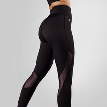 Workout Empire - Core Tech Tights - Obsidian - Seitlich 3