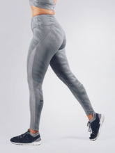 Workout Empire - Elevate Leggings - Silver - Seitlich