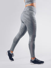 Workout Empire - Elevate Leggings - Silver - Seitlich 2