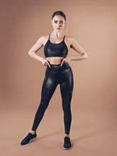 Workout Empire - Shine Bra - Black ( Power by Herrstedt ) - Gesamt