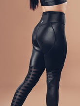 Workout Empire - Shine Leggings - Black ( Power by Herrstedt ) - Detail 2