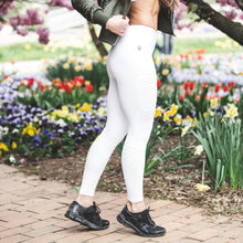 Workout Empire - Regalia Tights - Pearl White - Beispiel 2