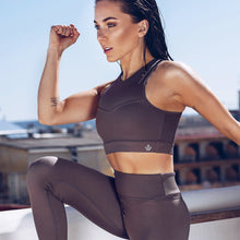 Workout Empire - Slay Bra - Gun Metal - Beispiel 1