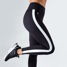 Workout Empire - Strike Leggings - Obsidian - Seitlich 2