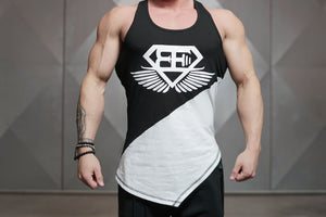 Body Engineers - XA1 Stringer - Contrast Black Top - Vorderseite