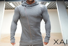 Body Engineers - XA1 Vest – Anthracite - Vorderseite