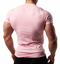XXL Nutrition - Stretch Shirt - Pink - Rückseite