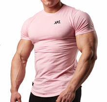 XXL Nutrition - Stretch Shirt - Pink - Vorderseite