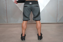 Body Engineers - YUREI Shorts – Anthracite - Rückseite