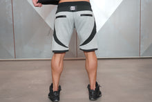 Body Engineers - YUREI Shorts – Light Grey - Rückseite