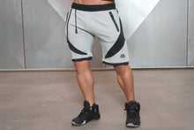 Body Engineers - YUREI Shorts – Light Grey - Vorderseite