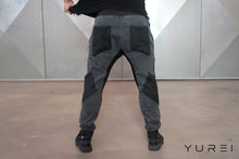 Body Engineers - YUREI – X DENIM Jeans - Anthracite - Rückseite